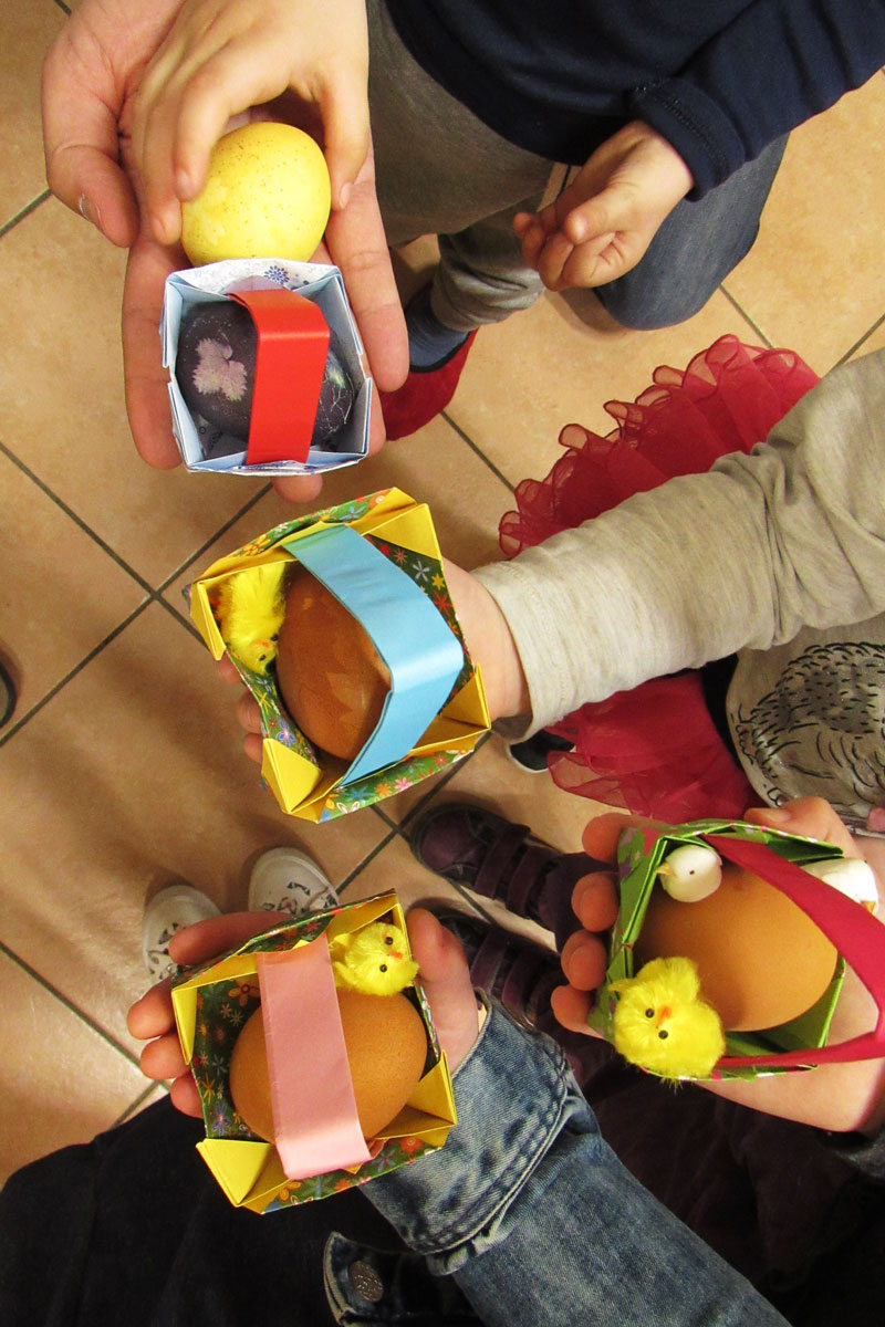Velikonočna otroška delavnica