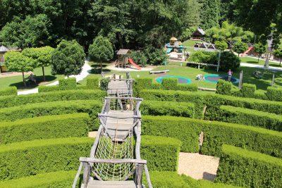 Otroško igrišče v Arboretumu