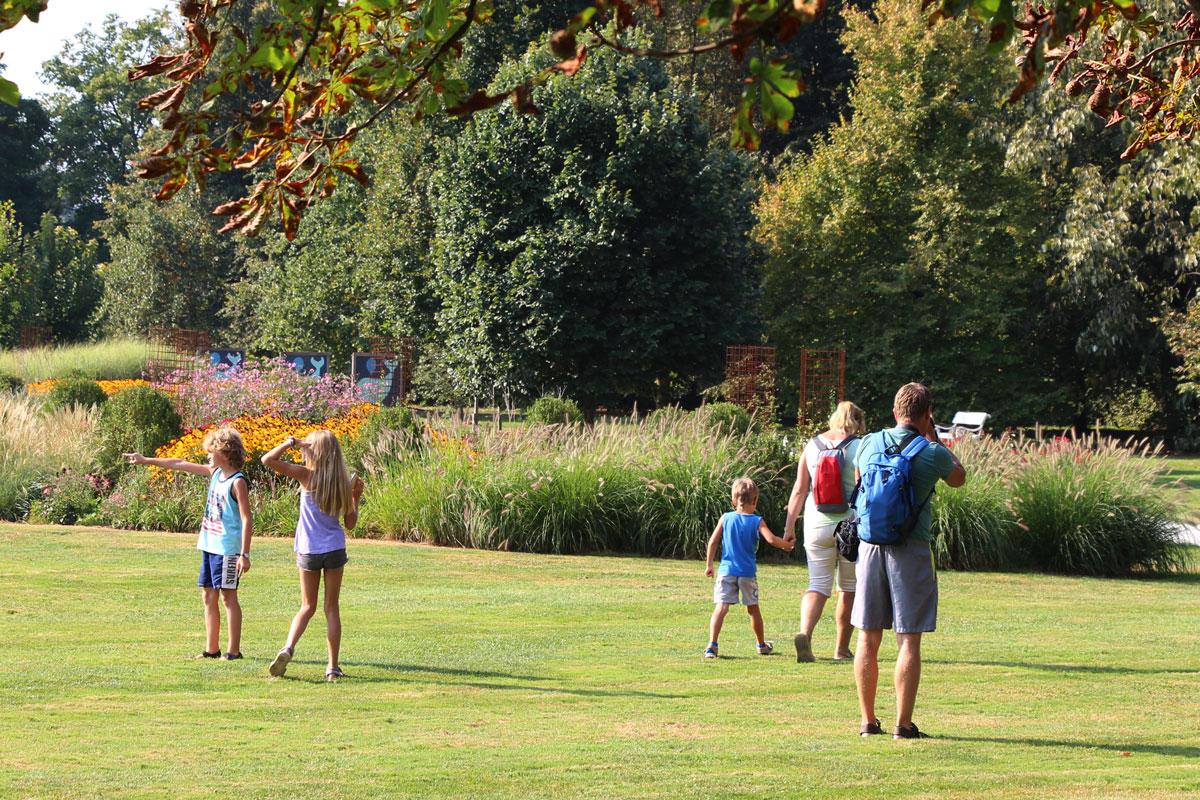 Arboretum je prijazen do družin