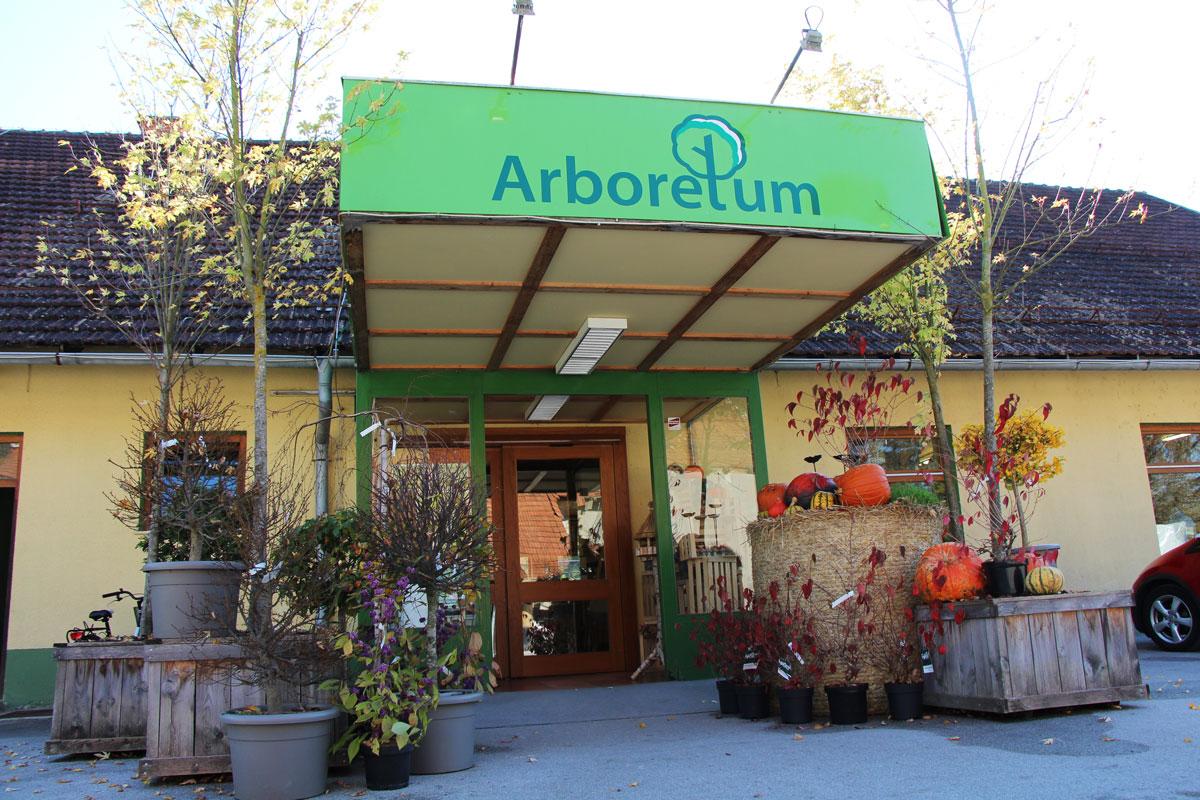 Vrtni center Arboretum Medlog