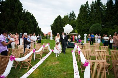 Poroka v rozariju Arboretuma