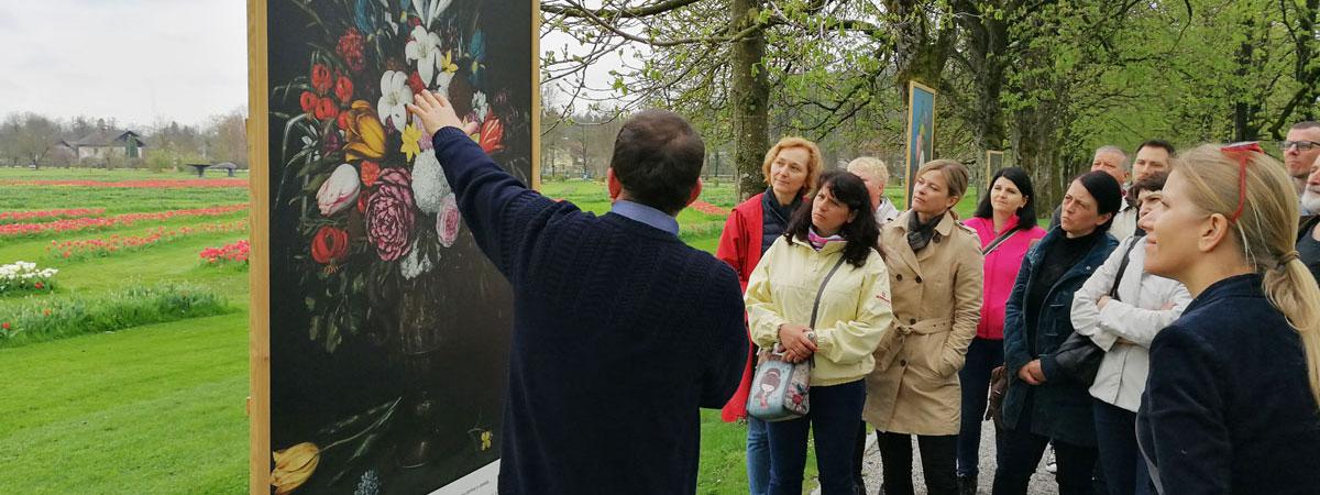 Projekt Narodna galerija v Arboretumu