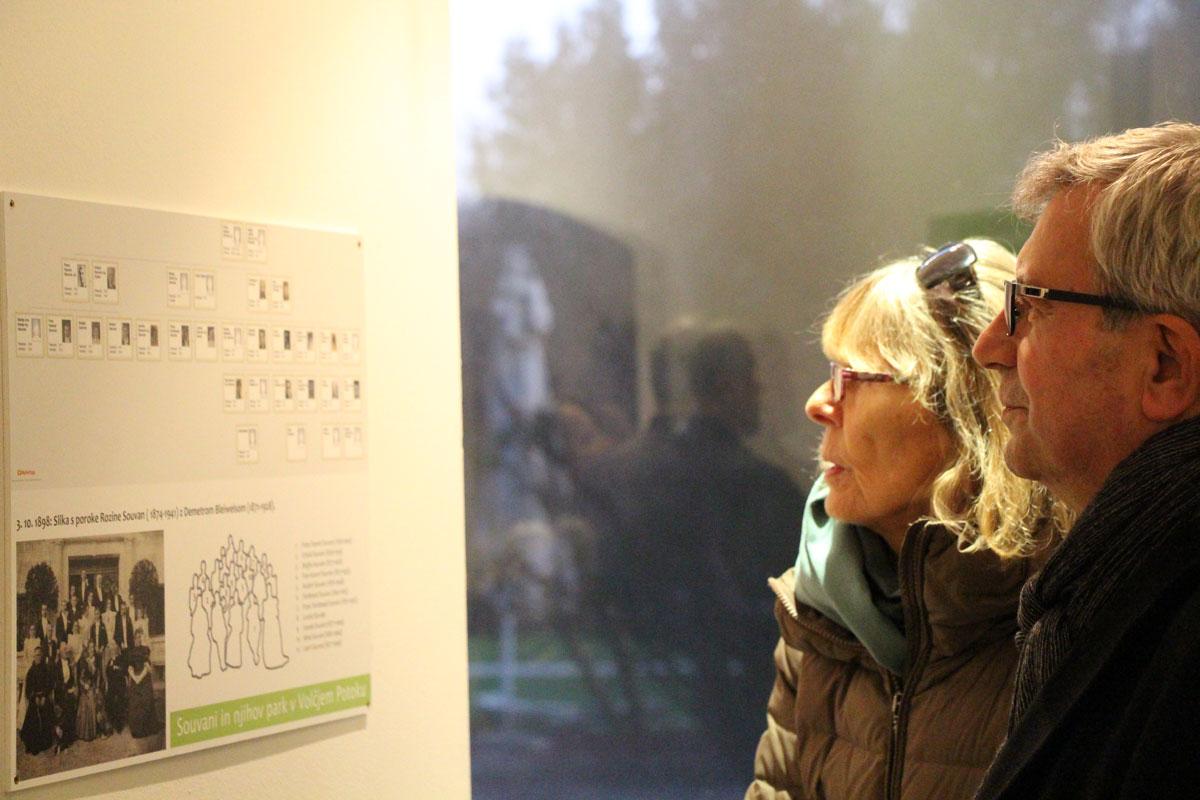 Otvoritev razstave