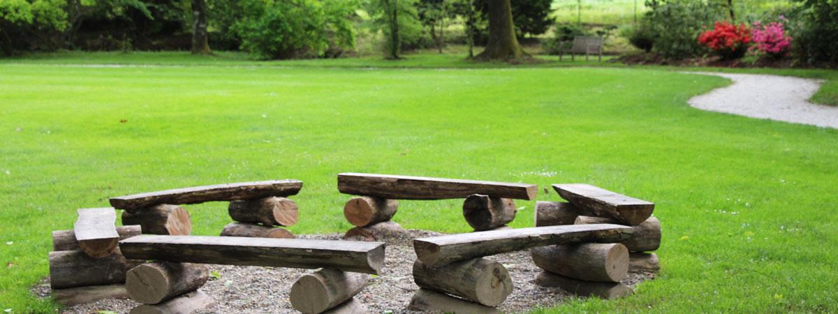 Umetna energijska točka v Arboretumu