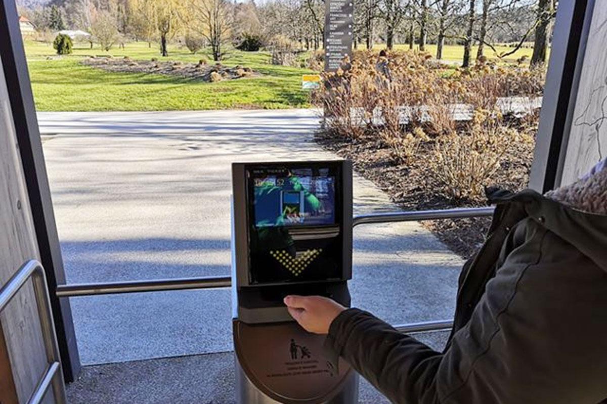 Spletna prodaja vstopnic za Arboretum Volčji Potok
