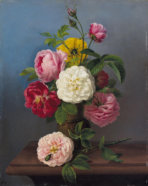Vrtnice - Marija Auersperg Attems