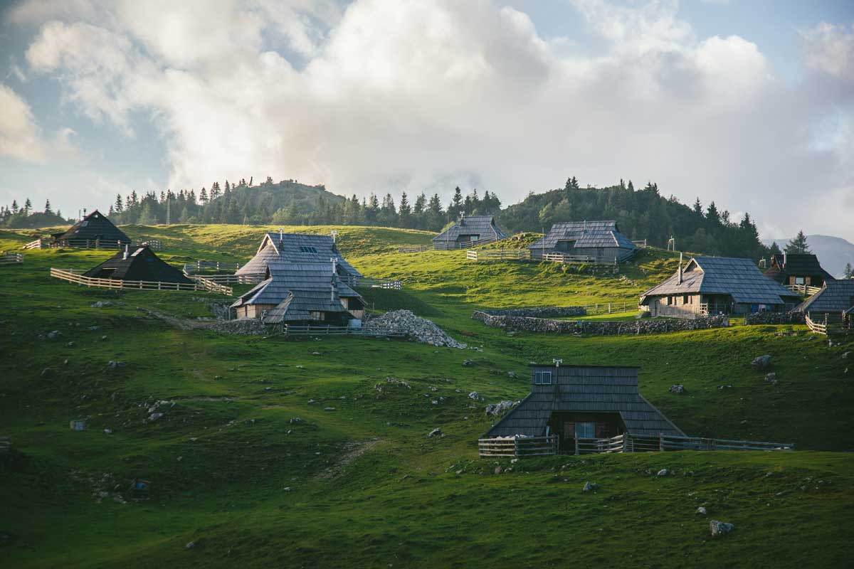 Velika Planina, Foto Klemen Brumec