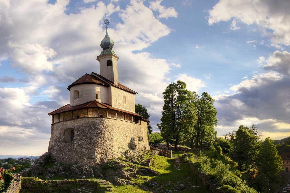 Mali grad, Foto: Aleš Senožetn