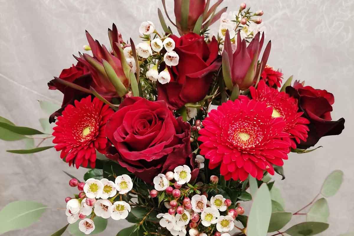 Valentinov paket Cvetje in doživetje