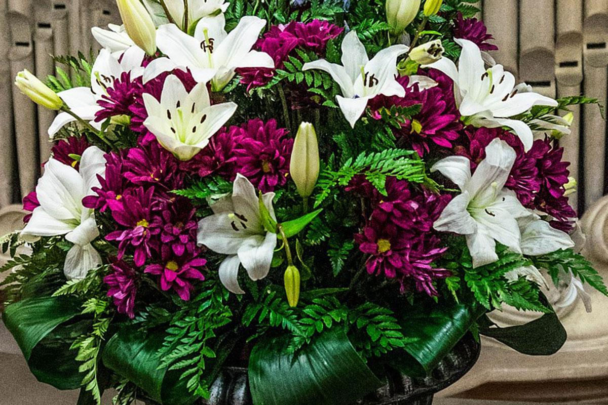 Brezplačna kreativna delavnica aranžiranja cvetja