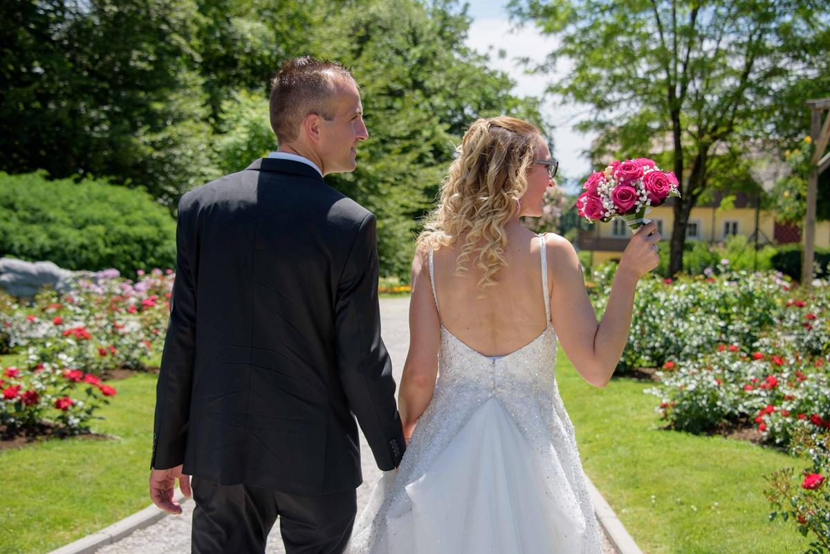 Poroka v rozariju, Foto EnchPro – Portator d.o.o.