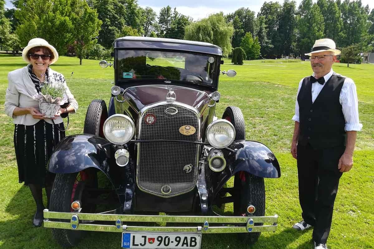 Razstava starodobnih vozil